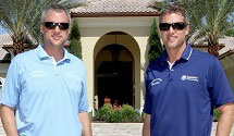 Owners Todd & Scott Bird