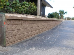 retaining wall fort lauderdale
