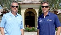Owners Todd & Scott Bird